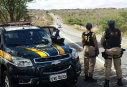 PRF inicia 'Operação Finados' nas BR's paraibanas