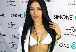 VEJA VÍDEO: cantora Simaria diz que ainda 'faltam 3 meses de tratamento'