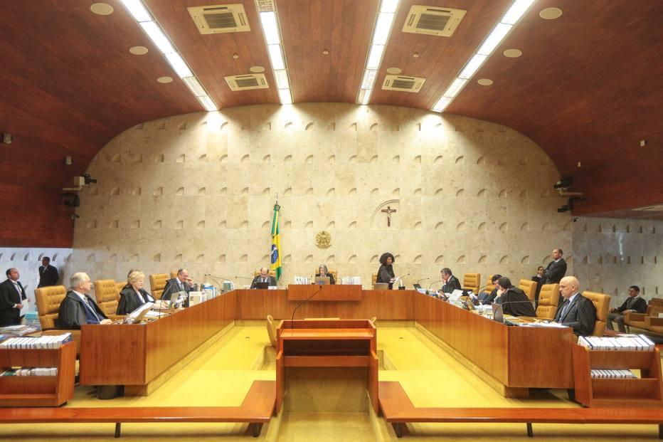 stf - STF mantém aplicação da Ficha Limpa para políticos condenados antes de 2010
