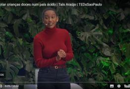 'No Brasil, cor do meu filho faz com que as pessoas mudem de calçada', afirma Taís Araújo -VEJA VÍDEO
