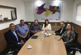 Vice-governadora se reuniu com comitiva de empresários europeus interessados em investir na Paraíba
