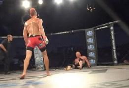 VEJA VÍDEO: Lutador tem infarto no ringue e é reanimado