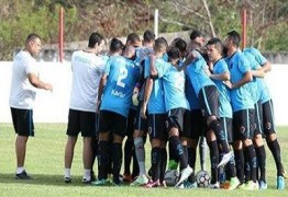 Técnico quer consertar erros do Botafogo-PB antes de novo amistoso contra América-RN