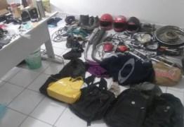 Polícia Civil desarticula quadrilha especializada em roubo e furto de motos