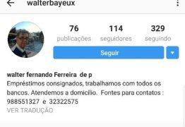"""Internauta reage a 'censura' de Tovar em rede social: """"Tudo farinha do mesmo saco, por isso é que voto em Bolsonaro"""""""
