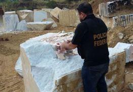 Polícia faz apreensão de cocaína em blocos de mármore semelhante ao caso Helicoca – VEJA VÍDEO
