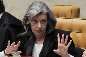 Carmem Lucia STF - Cármen Lúcia cobra explicações do governo por monitoramento de jornalistas