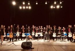 Hotel Globo recebe Orquestra de Violões da Paraíba nesta sexta-feira