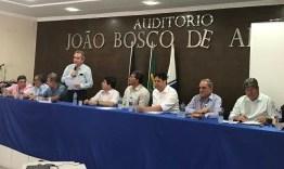 Lira defende aviação regional na Paraíba