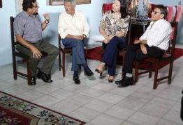 Gonzaga, Nonato e David contam bastidores do jornalismo na Paraíba