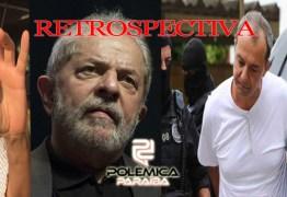 Gravações, denúncias, prisões…Cinco fatos políticos que agitaram o Brasil em 2017 -VEJA VÍDEOS