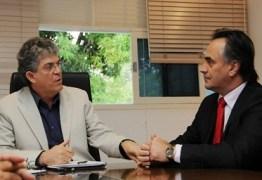 'EU NUNCA TIVE PROBLEMA COM ELE': Cartaxo nega 'desavença' com Ricardo Coutinho – Ouça
