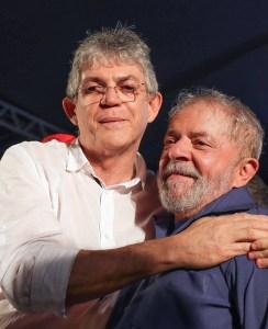 Ricardo e Lula - QUASE DEFINIDA: Governistas fecham o ano com apenas uma vaga disponível na chapa majoriotária; Veneziano é nome certo – Por Leandro Borba