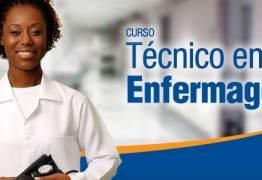 Curso Técnico em Enfermagem gratuito no SENAC