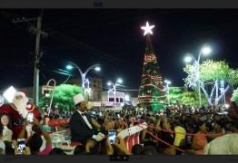 Prefeitura de Mamanguape vai gastar R$ 2,6 milhões com festas no fim de ano