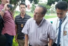 Maluf chega a Brasília para cumprir pena na Papuda