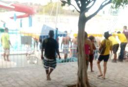 Jovem morre após se afogar em piscina do Campestre de Cajazeiras