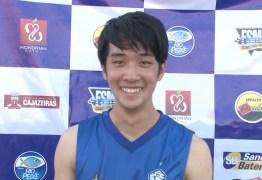Atlético de Cajazeiras contrata meia japonês Akitoshi Yamamoto