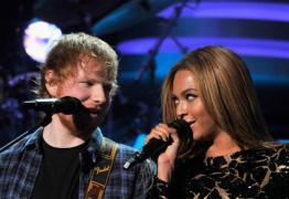 VEJA VÍDEO: Ed Sherran lança nova versão de 'Perfect' em dueto com Beyoncé