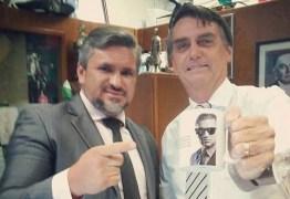 Julian Lemos é escolhido como articulador da campanha de Bolsonaro no Nordeste