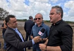Prefeito de Alhandra, Renato Mendes, é eleito entre os melhores prefeitos do ano