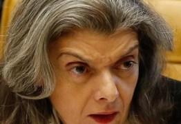 Cármen Lúcia suspende decreto de indulto de Natal de Temer