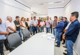 Cartaxo encaminha à CMJP projeto que altera PCCR dos Auditores Fiscais
