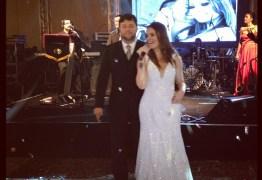 Solange Almeida e Leandro Andriani se casam; VEJA FOTOS
