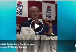 VEJA VÍDEO: Ciro critica manipulações em 'Paraíso das Pesquisas' e diz que dessa vez vai ganhar