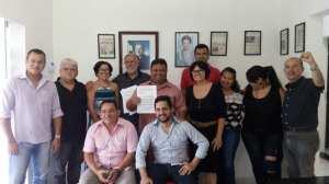 diretorio pt 300x168 - FIM DA BRIGA: PT da Paraíba põe um fim na disputa interna e unifica partido para as eleições 2018