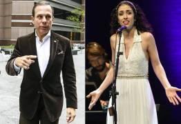 Arnaldo Antunes e Marisa Monte proíbem Doria de usar música em propaganda -VEJA VÍDEO
