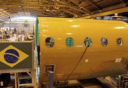 Boeing propõe criação de empresa em parceria com a Embraer