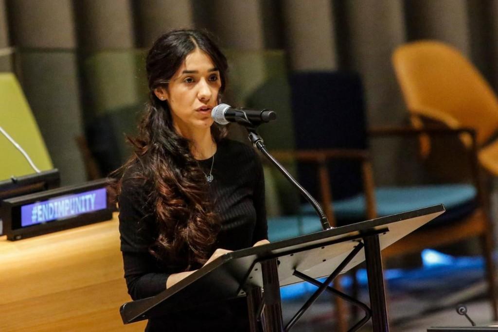 """escrava sexual - """"Alguém tinha que contar essas histórias"""": as provações de uma escrava sexual do Estado Islâmico"""