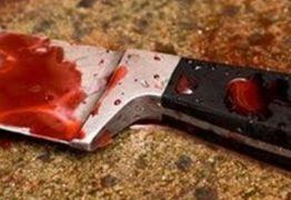 CRIME: Homem é assassinado a golpes de faca em Santa Rita