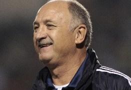 Felipão é cotado para comandar a Austrália na Copa do Mundo