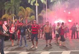 Após confusão no hotel do Independiente, Conmebol abrirá processo contra o Fla