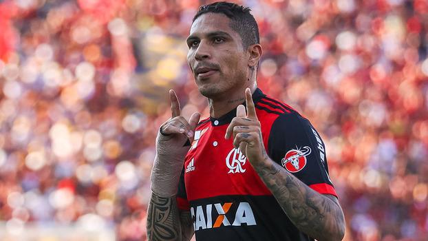 guerrero fla - No STJD, Flamengo busca garantia para poder escalar Paolo Guerrero
