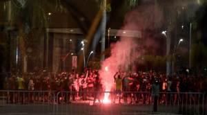 hotel fla 300x166 - Após confusão no hotel do Independiente, Conmebol abrirá processo contra o Fla