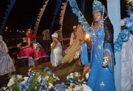 Cortejo celebra dia de Iemanjá em João Pessoa