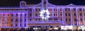 luzes da assembléia 300x111 - VEJA VÍDEO: Assembléia Legislativa da Paraíba inaugura iluminação de Natal no Paraíba Palace