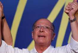 Alckmin é o candidato ao Planalto mais rejeitado entre eleitores