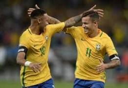 Neymar e Coutinho concorrem ao prêmio de melhor brasileiro na Europa