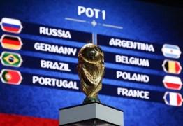 Copa 2018 começa nesta sexta com sorteio em Moscou