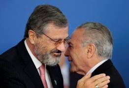 'Não vou sair da Presidência com a pecha de falcatrua', diz Temer