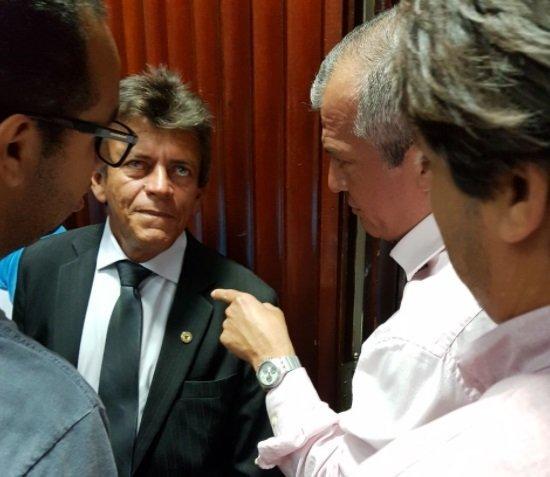 trocoas - OUÇA: Trócolli Júnior reage à declaração de Zé Paulo e avisa que o tempo de curral eleitoral acabou