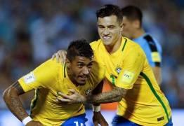 Paulinho é mais um a pedir Coutinho no Barcelona: 'Quero que ele venha, seria ótimo'