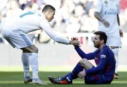 CR7 acusa fisco espanhol de tratá-lo 'pior' do que tratou Messi em processo, diz jornal