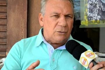 Prefeito de Cajazeiras, Zé Aldemir é transferido para UTI para melhor tratamento da Covid-19