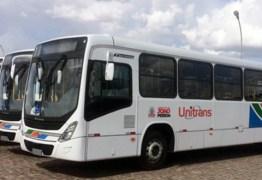 Frota de ônibus de João Pessoa ganha 33 novos veículos nesta terça-feira