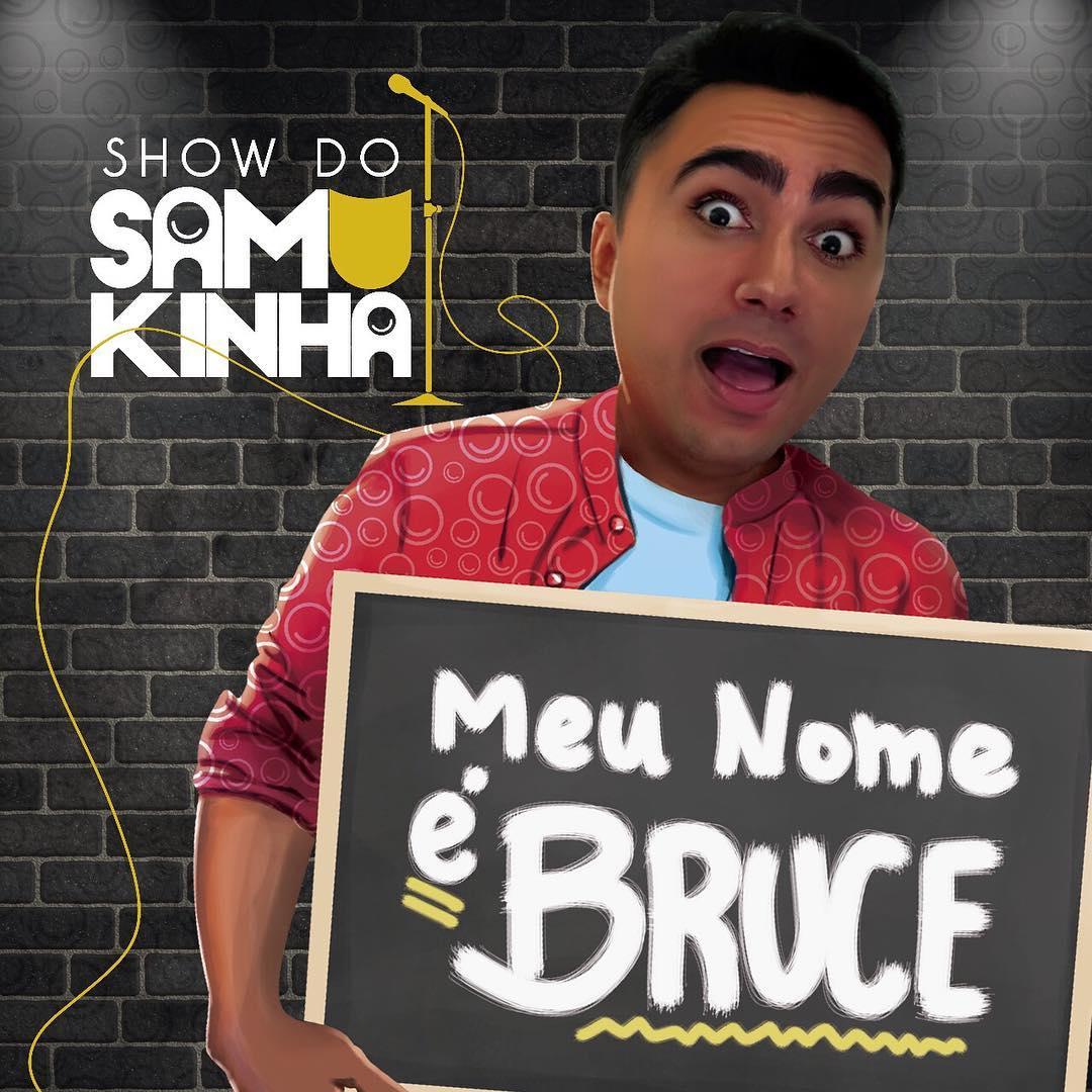 26186310 141273783210012 6543303699597361152 n - VEJA VÍDEO: Samukinha estreia como comediante e revela 'Acho que passei no teste'